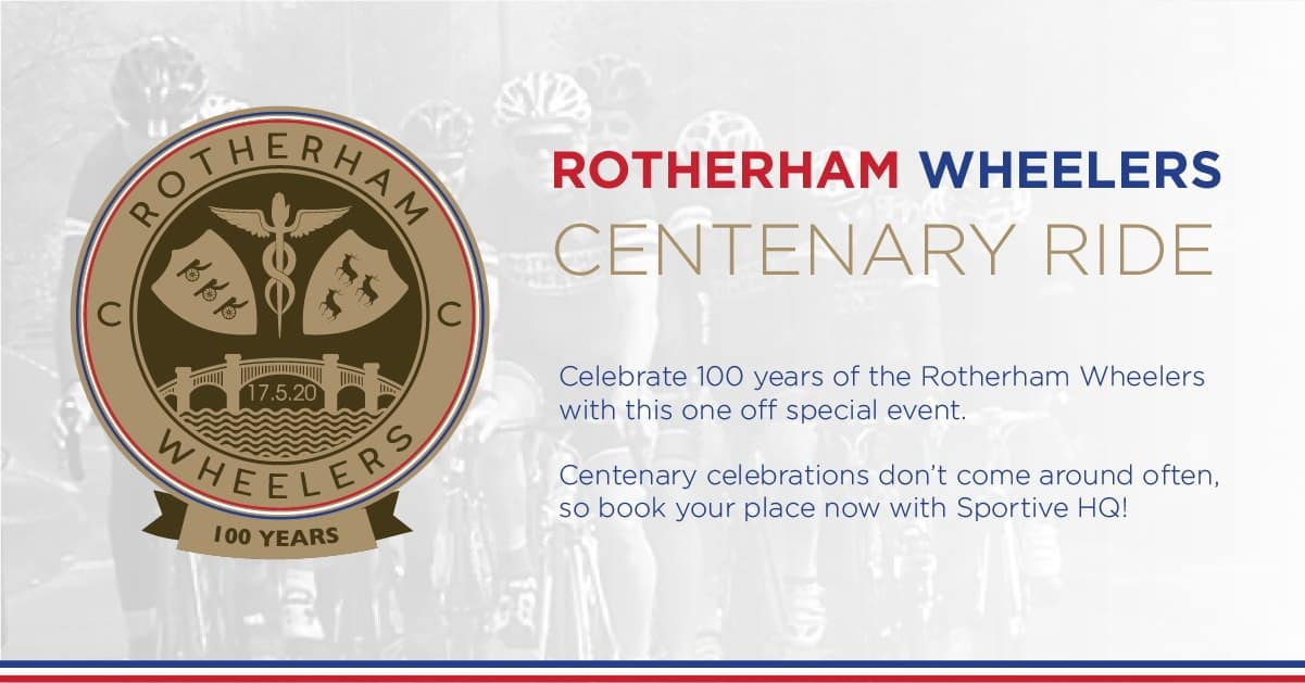 Click here to enter the Rotherham Wheelers Centenary Ride