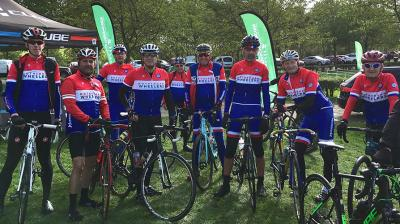RWCC at JEJames CycleFest17