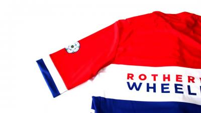 Rotherham Wheelers Classic Short Sleeve Jersey1