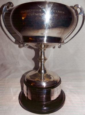 The Rotherham Wheelers Cycling Club Trophy