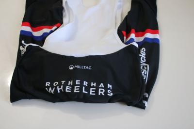 Rotherham Wheelers Winter Bib Tights 1